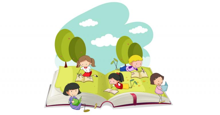 Strategies for encouraging children to read: Author R. A. Spratt shares her methods