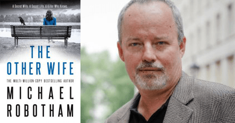 August Book Club: The Other Wife by Michael Robotham