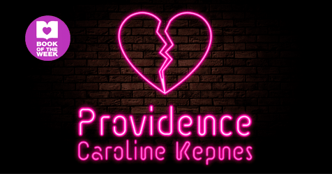 Engrossing Supernatural Thriller: Q&A with Caroline Kepnes about her latest novel Providence