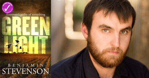 Simply Un-Putdownable: Benjamin Stevenson talks about writing his debut thriller Greenlight