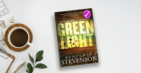 Best Rural Crime This Year? Review of Greenlight by Benjamin Stevenson