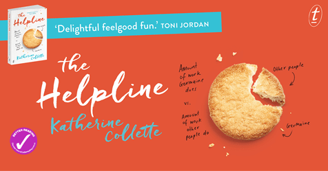 Feel-Good Triumph: Read a sample chapter from The Helpline by Katherine Collette
