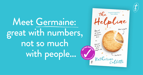 Funny, Warm-Hearted Debut: Review of The Helpline by Katherine Collette