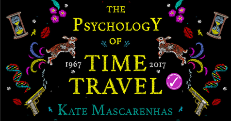 Original, Wonderful Murder Mystery: Review of The Psychology of Time Travel by Kate Mascarenhas