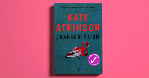 New Kate Atkinson: Read an extract from Transcription
