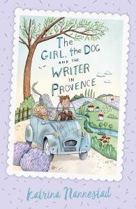 The Girl, the Dog and the Writer in Provence