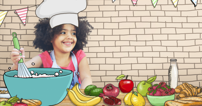 Cooking the Books: A List of Food and Cook Books for the Little Chef