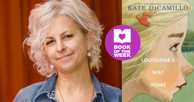 Finding My Own Way Home: Q&A With Author Kate DiCamillo