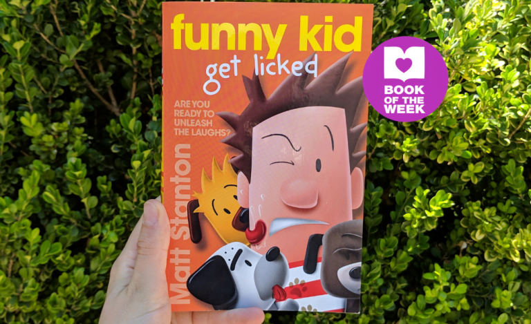 Return of the Funny Kid: Read an extract from Funny Kid Get Licked by Matt Stanton