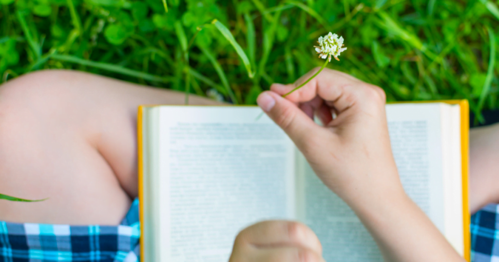 Reading Through The Ages: Mary Ryan provides a few tips on how to steer your child's reading in the right direction.