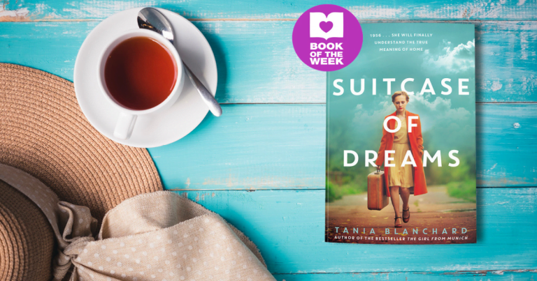 What Happened Next to Lotte: Read an extract from Suitcase of Dreams by Tania Blanchard
