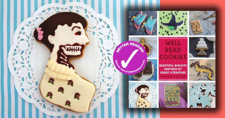 Sugar and Spice: How to make Lauren Chater's Pride and Prejudice and Zombies cookies
