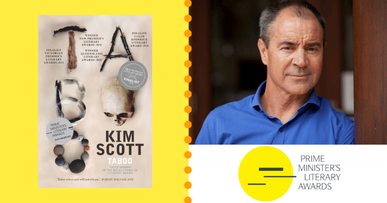 Writing Culture: Q&A with PM Literary Awards Shortlisted Author Kim Scott
