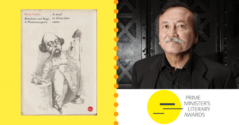 Being Noticed: Q&A with PM Literary Awards Shortlisted Author Brian Castro