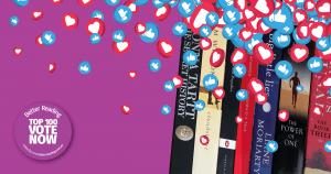 Vote for Australia's Top 100 Books for 2019