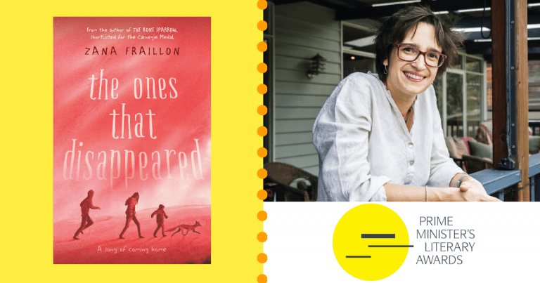 Writing For The Young: Q&A with PM Literary Awards Shortlisted Author Zana Fraillon
