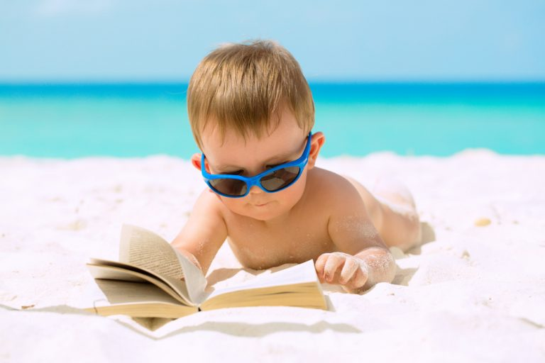 Top Summer Reads For Littlies: Sue Whiting shares her favourite picture books for summer reading
