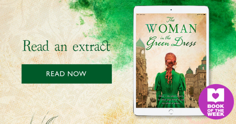 Rich Historical Fiction: Read an extract from The Woman in the Green Dress by Tea Cooper