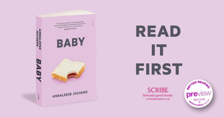 Better Reading Preview: Baby by Annaleese Jochems