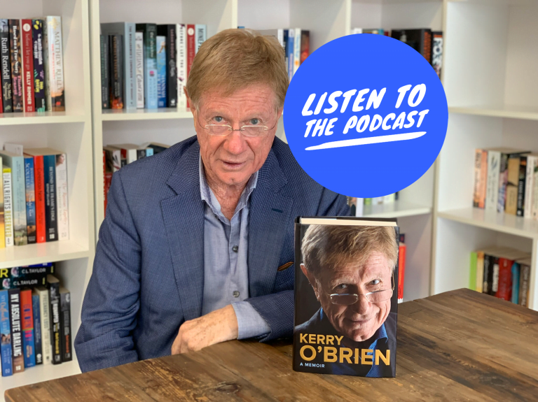 Podcast: Highs and Lows with Kerry O'Brien