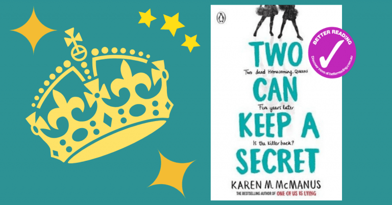 Undeniable Page-Turner: Read an extract from Two Can Keep a Secret by Karen M. McManus
