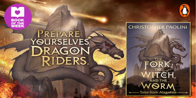 Eragon's Quest: Review of The Fork, The Witch, and The Worm by Christopher Paolini