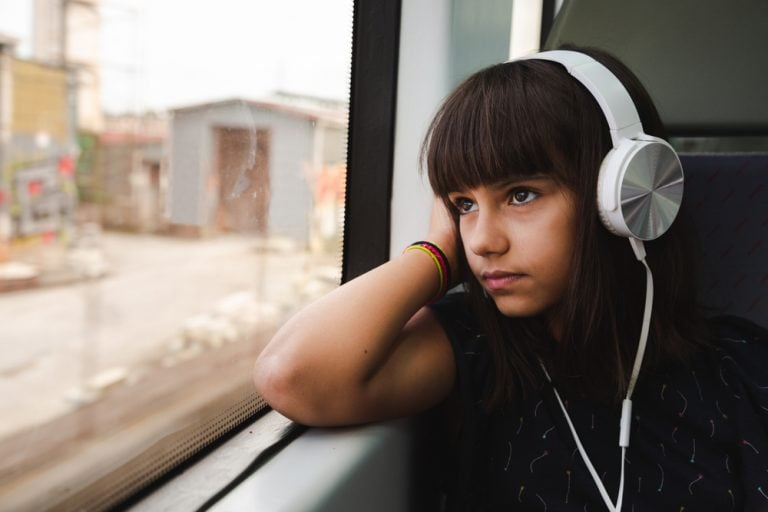 Amusing Kids When You Travel: Exciting new audio books are a great solution