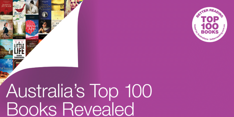 Australia's Top 100 Books Revealed