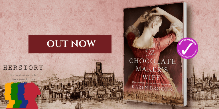 Love, Revenge, Chocolate: Review of The Chocolate Maker's Wife by Karen Brooks