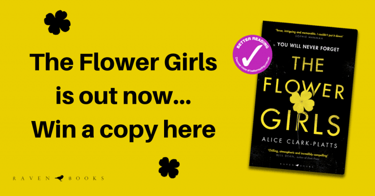 Giveaway: Ten copies of gripping new thriller The Flower Girls up for grabs