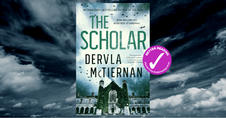 Tense, Atmospheric, Astute: Read an extract from The Scholar by Dervla McTiernan