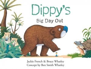 Dippy's Big Day Out