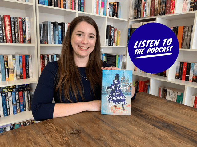 Podcast: Historical Women with Kerri Turner