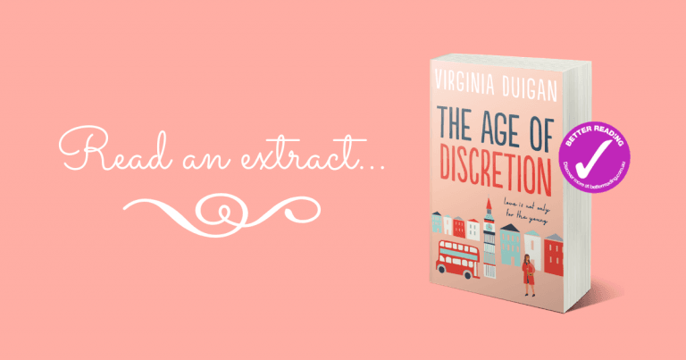 Big-Hearted Story: Read an extract from The Age of Discretion by Virginia Duigan