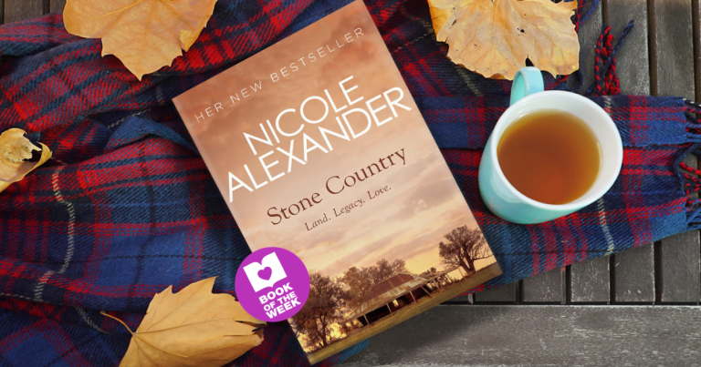 A Compelling Tale: Read an extract from Stone Country by Nicole Alexander