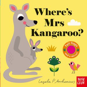 Where's Mrs Kangaroo?