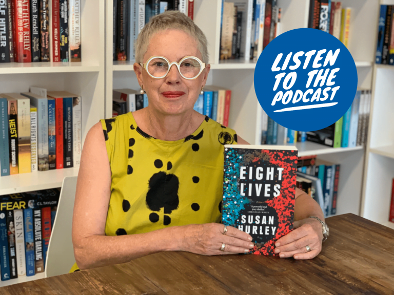 Podcast: Susan Hurley on the pharmaceutical trial that inspired her novel, Eight Lives