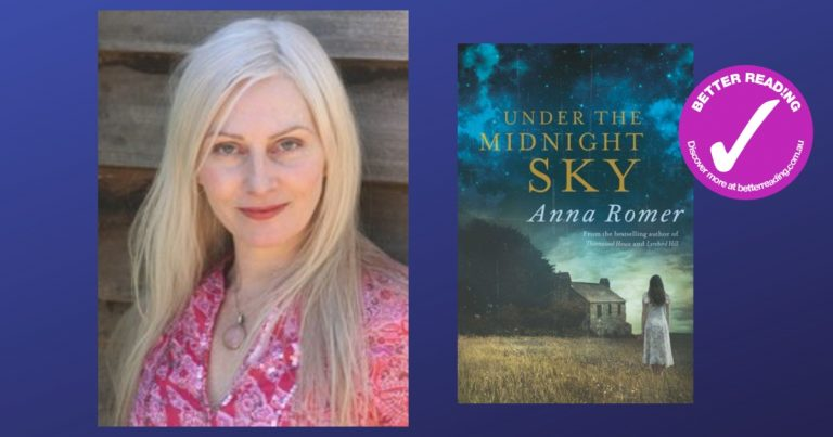 Love, Jealousy and Madness: Read an Extract from Under the Midnight Sky by Anna Romer
