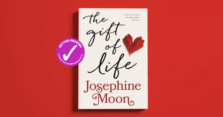 Josephine Moon's Heart-Rending Novel: Review of The Gift of Life