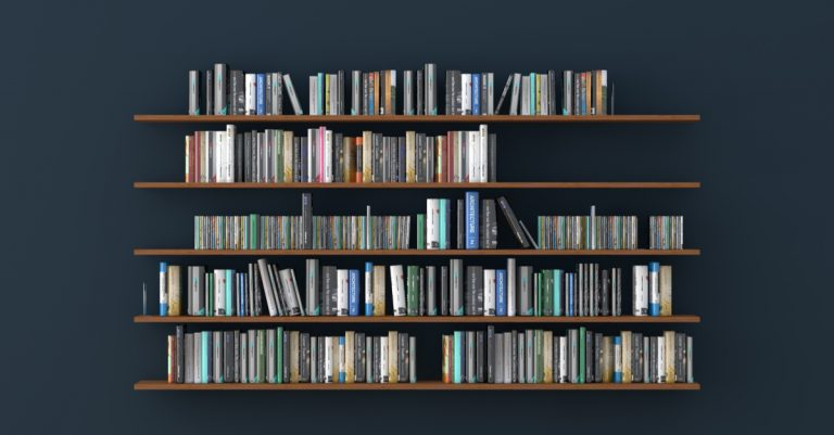 Organising Your Books: How Do You Do It?