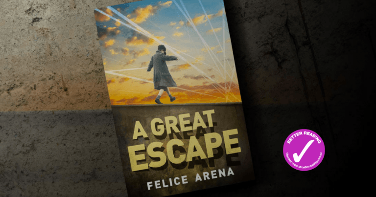 East Meets West – If Peter Has His Way: Read an extract from A Great Escape by Felice Arena