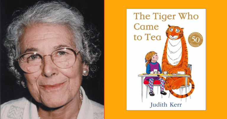 The Tiger Who Came to Tea Author Dies at 95