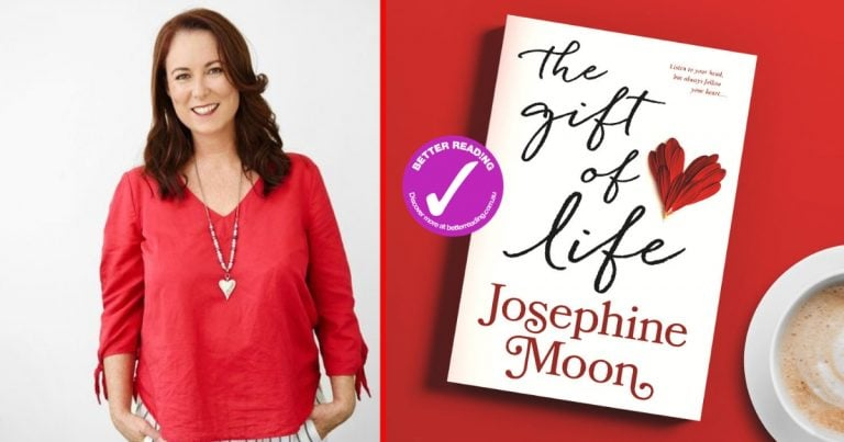 Don't Sweat the Small Stuff: The Gift of Life Author, Josephine Moon's Mother's Day Message