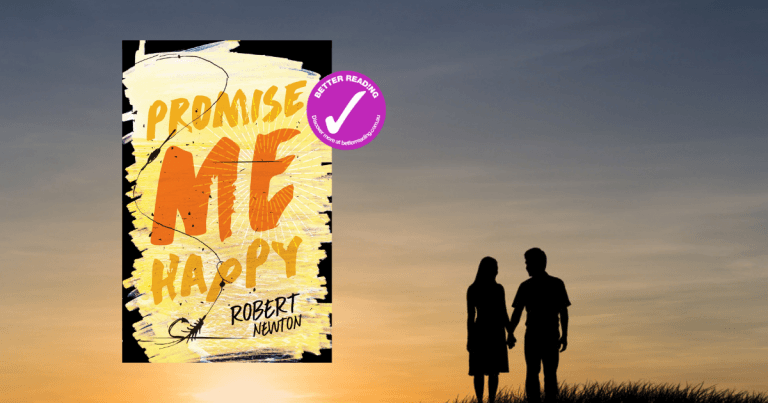 The Outsider: Read a extract from Promise Me Happy by Robert Newton