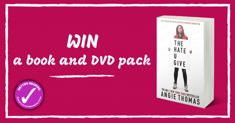 Powerful, Gripping, Important: Win a Book and DVD Prize Pack for The Hate U Give by Angie Thomas