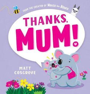 Thanks, Mum!