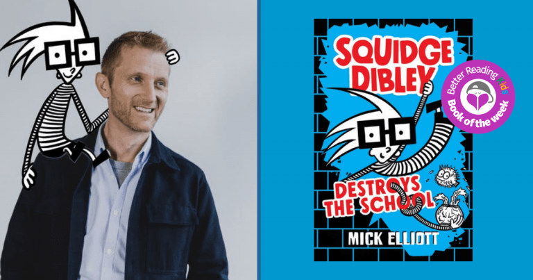 A Very Strange Class: Read an extract from Squidge Dibley Destroys the School by Mick Elliott