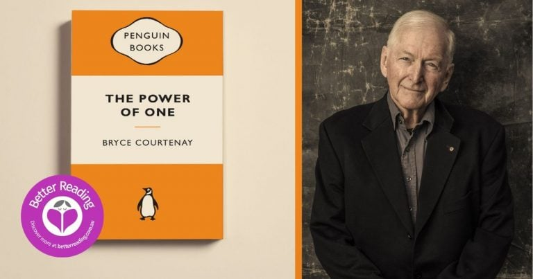 Book Club Notes: Choose Bryce Courtenay's The Power of One for Your Book Club