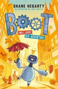 Boot: Small Robot, Big Adventure