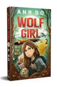 Wolf Girl: Into the Wild